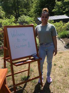 Yesenia Vazquez-Camey, Discussion Group Leader