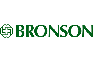 bronson-healthcare-logo-vector